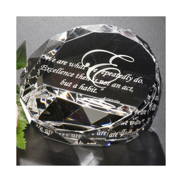 Crystal cascade_award_6809