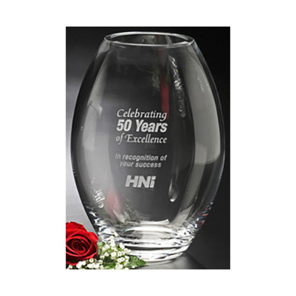 Crystal clear_barrel_vase_2294