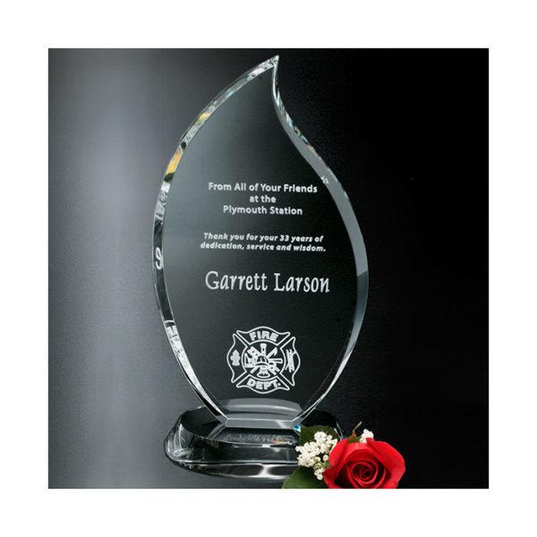 Crystal Flame_award_5503