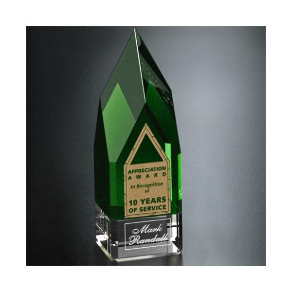 Crystal monolith_award_6730