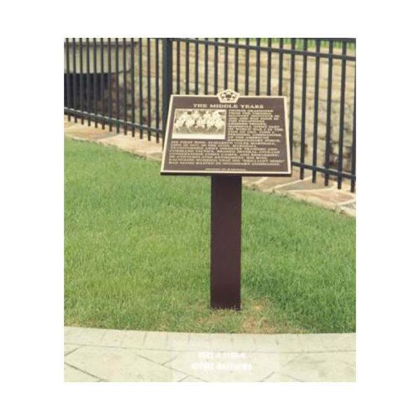 Bronze marshall